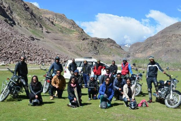 Spiti Kinnaur Motor Bike Expedition Via Manali Tour