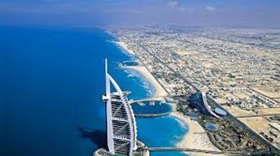 Dubai Trio With Sea 4 Nights / 5 Days