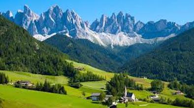 Tops Of Switzerland 7 Nights / 8 Days