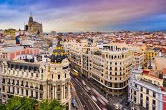 Madrid City Break 2 Nights / 3 Days Tour