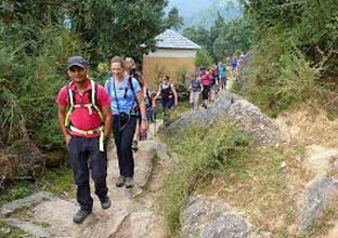 Day Hike To Guna Mata Tour