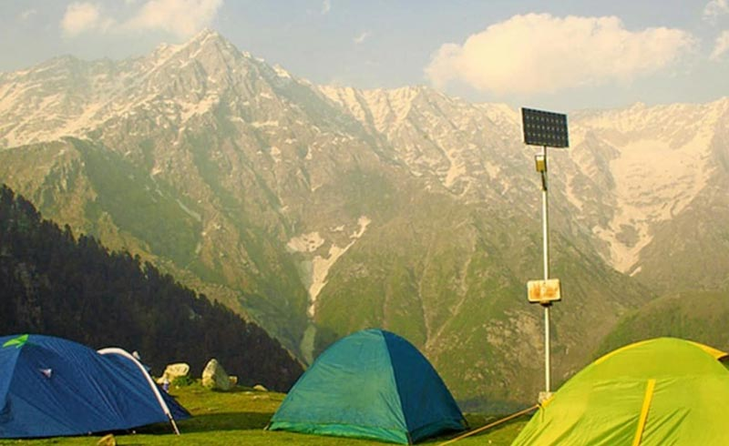 Triund Treking And Camping Tour