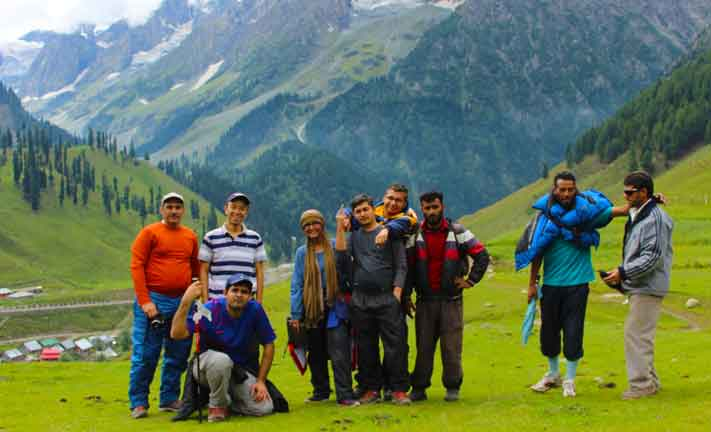 TREK IN KASHMIR TOUR