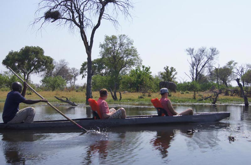 Okavango - Chobe Tour