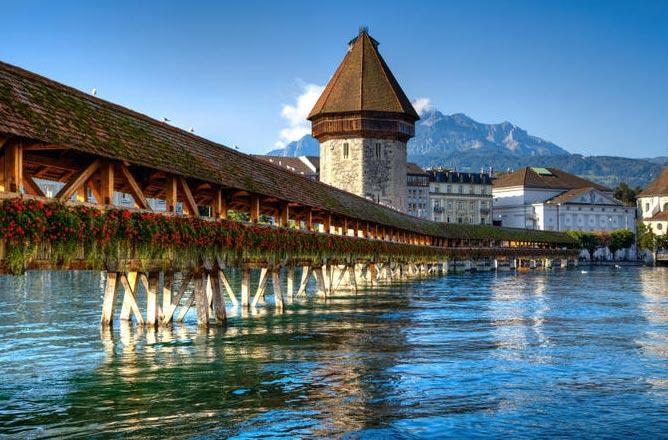 The Smartest Switzerland Tour