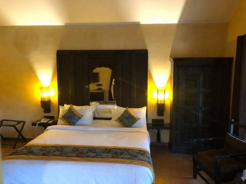 Hotel And Resort At Kanha National Park