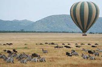 Kenyan Wilderness Tour