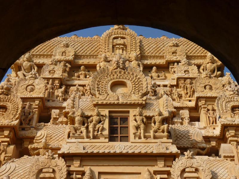 Great Living Chola Temples Tour -6 Days