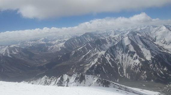 Mount Yunam Tour
