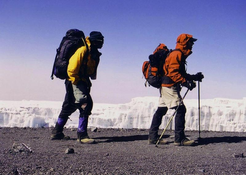 5 Days Marangu Route Climbing Tour