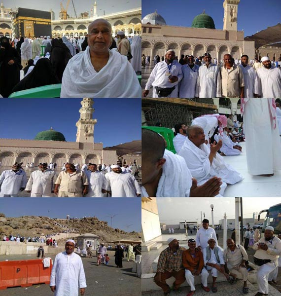 Deluxe Umrah Package Tour