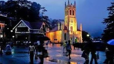 Himachal New Year Romantic Package