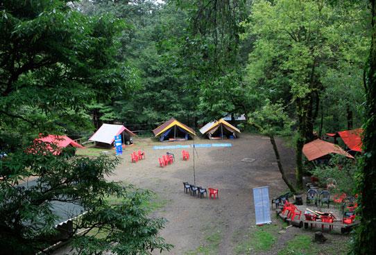 Camping Tour Nainital