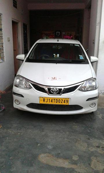 Car Rental In Jaipur Tour