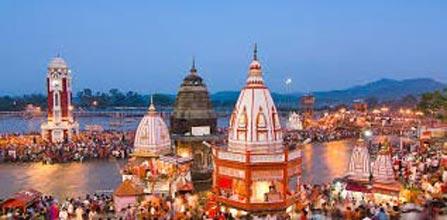 Chandigarh Haridwar Tour