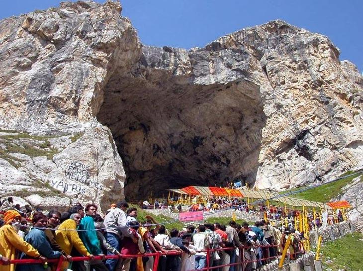 3 Days Amarnath Yatra Package Via Baltal