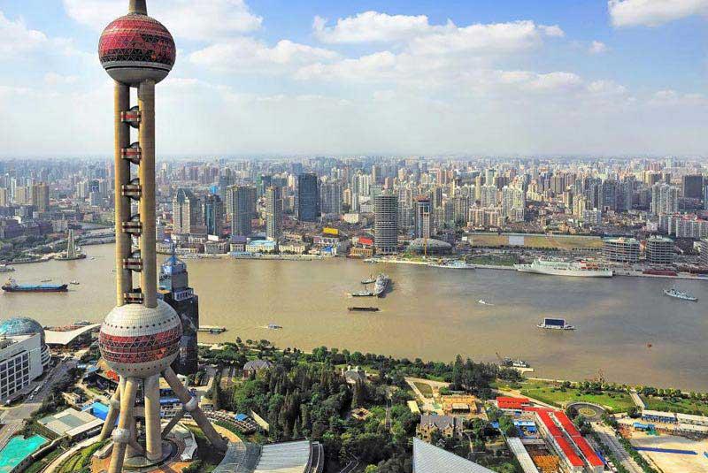 Shanghai 3 Days Tour