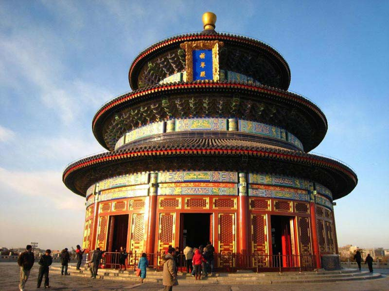 Beijing 4 Days Tour