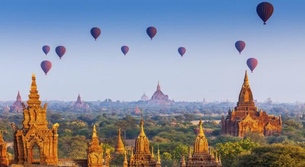 Myanmar 04Night - 05Days Tour