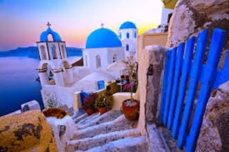 Greek Islands 07Night-08Days Tour