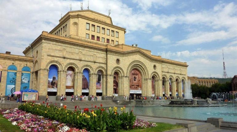 Yerevan - Armenia 04Night - 05Days Package