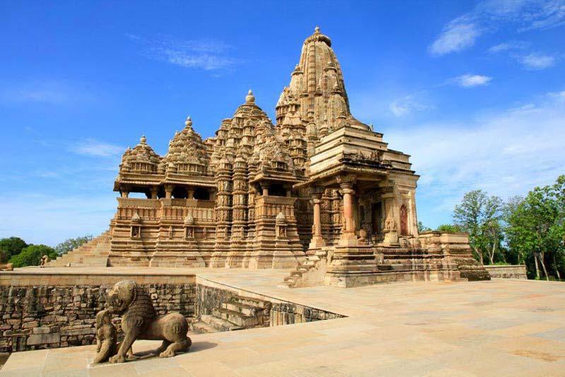Temple Of Madhya Pradesh 04Night - 05Days Tour