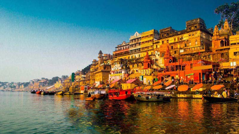 Varanasi 04Night - 05Days Tour