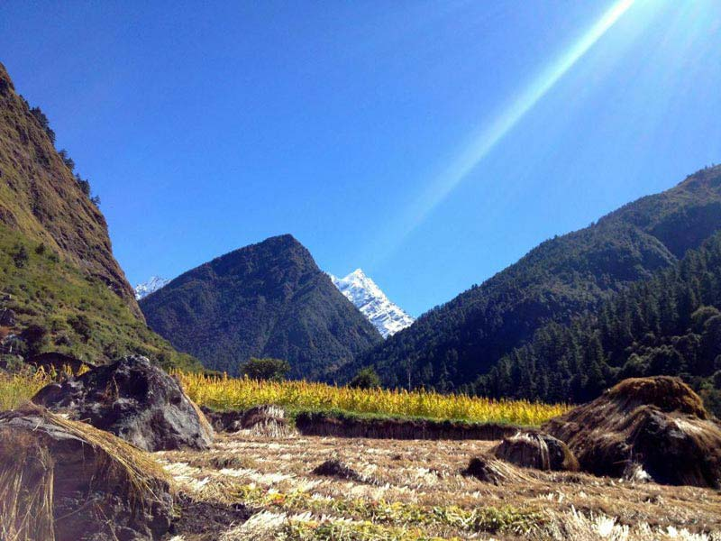 Beautiful North Sikkim Tour