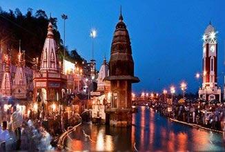 Holy Haridwar 2 Nights 3 Days Tour