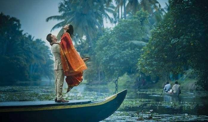 Mansoon Magic In Kerala Tour