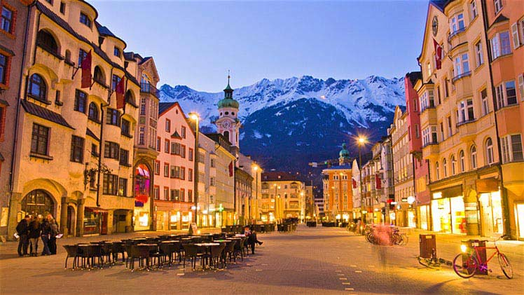 Innsbruck City Breaks Package