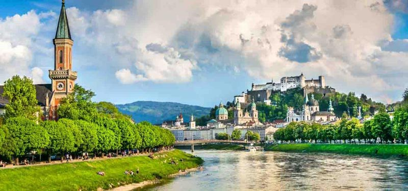 Salzburg City Breaks Package