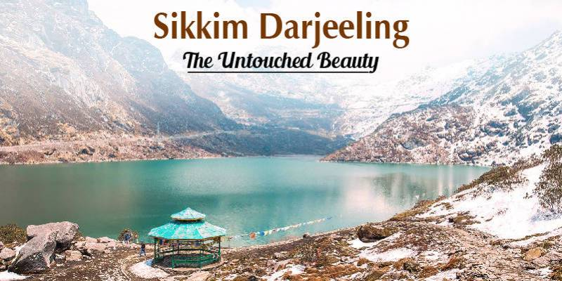 (07 Nights / 08 Days) Gangtok 3 N + Lachen 1 N + Lachung 1 N + Darjeeling 2 N