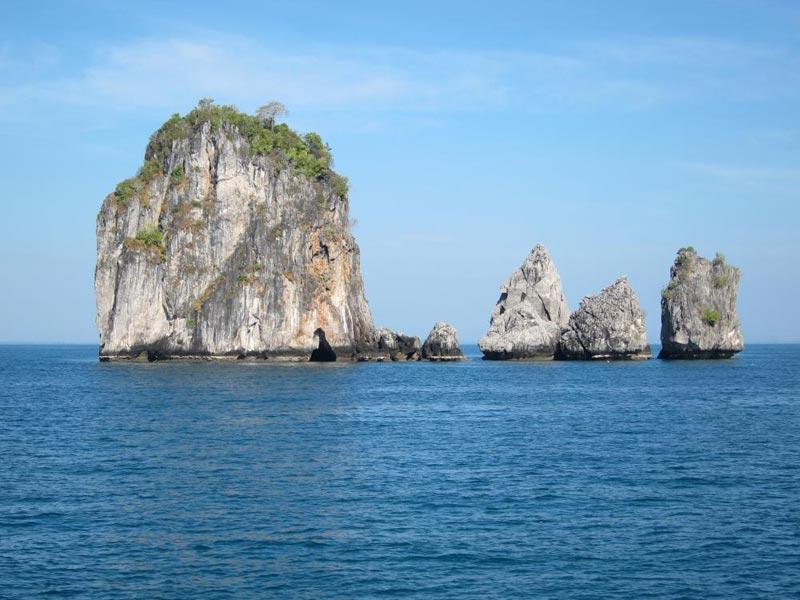 Andaman Sea 3 Nights 4 Days Package
