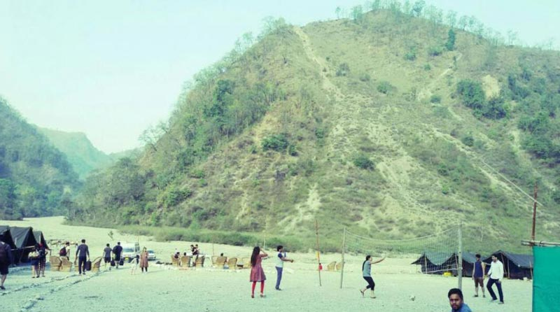 Rishikesh Deluxe Camping & Rafting Tour