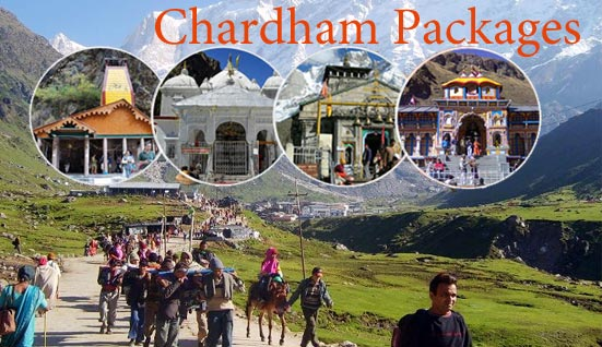 Char Dham Uttarakhand 2018 Packages