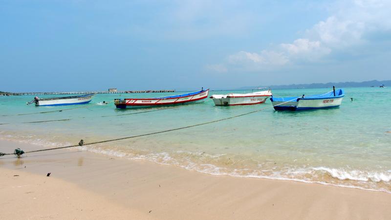 Andaman 6 Days Tour