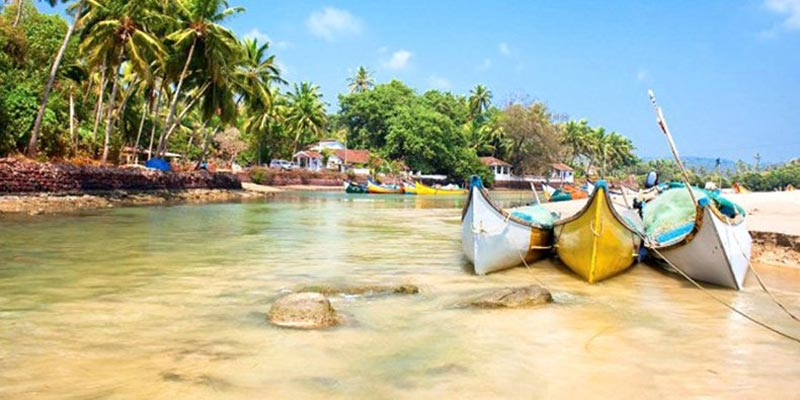 Honeymoon Package In Goa