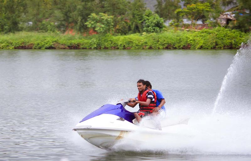 Special: Water Sports At Tsunami Island Package