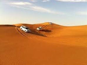Dubai: Fully Packed 4N5D (Land Package)