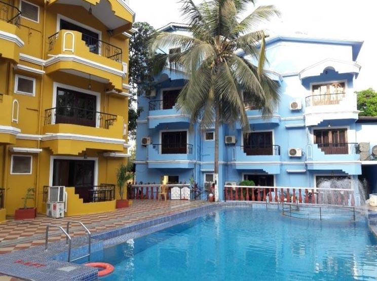 Camelot Fantasy Resort Baga Beach- North Goa Tour (110271