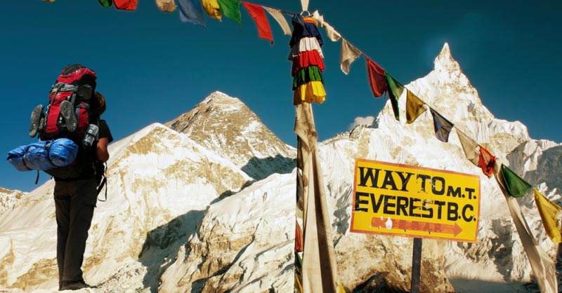 Everest Base Trek Expedition Tour
