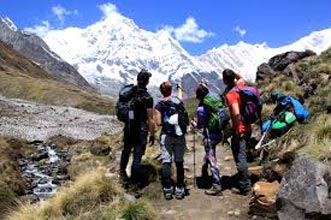 Annapurna Base Camp Biking Trip Tour