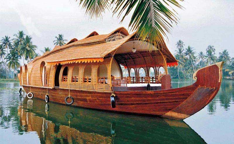 Kerala Tour 7N 8D