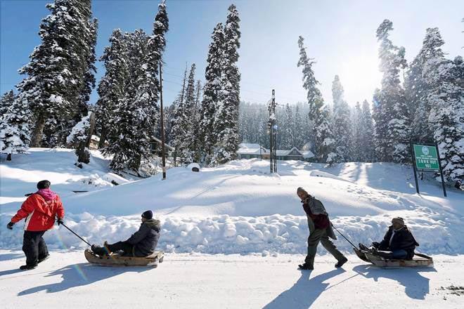 Kashmir Adventure Tour 8N 9D