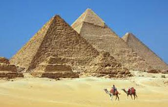 Egypt Package For 7 Days ( Sand Sea)