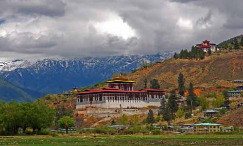 Breathtaking Bhutan Tour