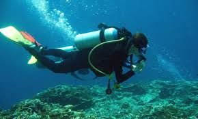 Scuba Diving Combo Daily Package From Goa