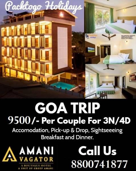 Cheap Goa Packages