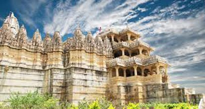 RK002UDR--3 Days-2 Night  ( Udaipur City – Kumbhalgarh- Nathdwara)